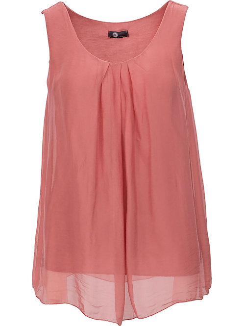 Made in Italy Rose Top