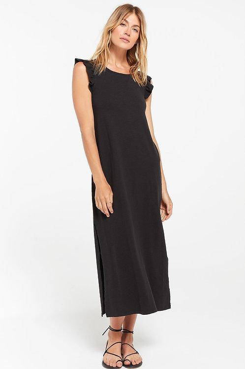 Z Supply - Blakely Slub Ruffle Dress