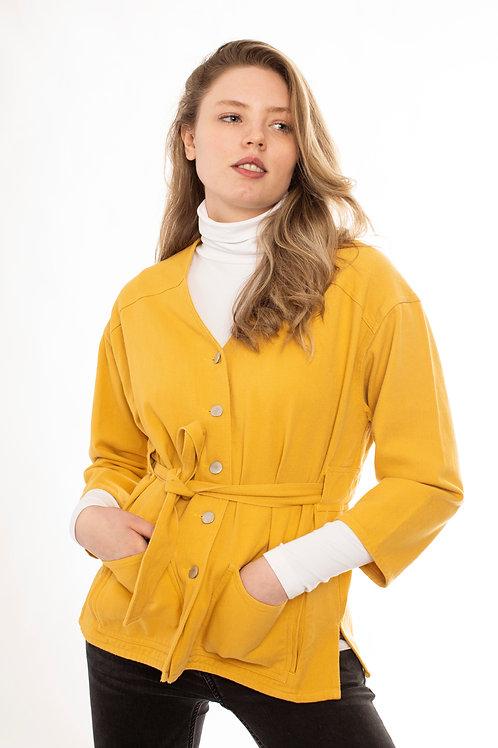 Pepaloves - Mustard Kimono Jacket