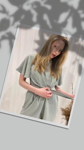 Molly Bracken - Romper