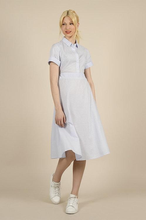 Molly Bracken - Blue Stripe T Dress