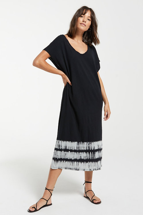 Z Supply - Eden Stripe Tie Die Dress