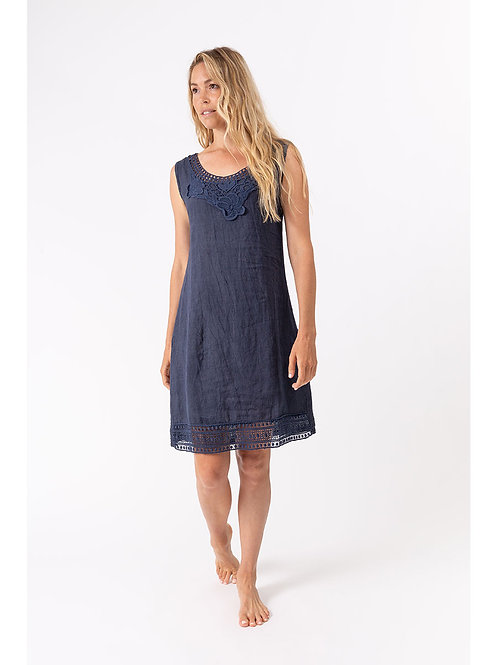 Made in Italy Dorothy Lace Dress