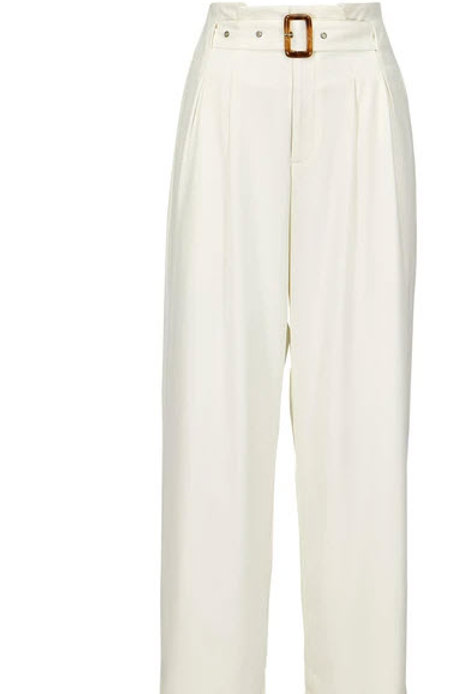 Bishop & Young High Waisted Belted Pant