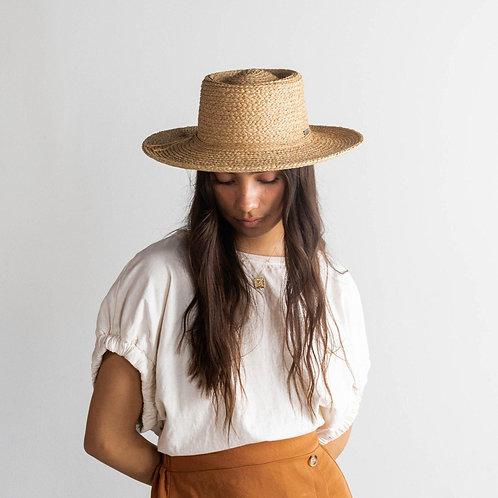 GigiPip - Sloan Straw Hat