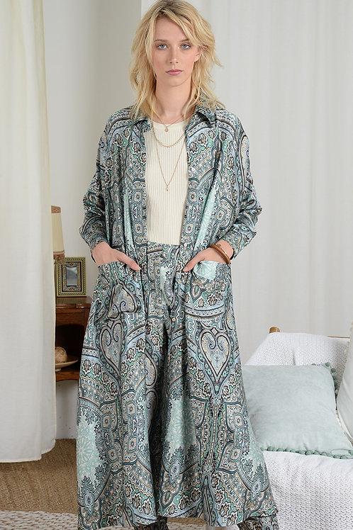 Molly Bracken - Paisley Kimono Dress