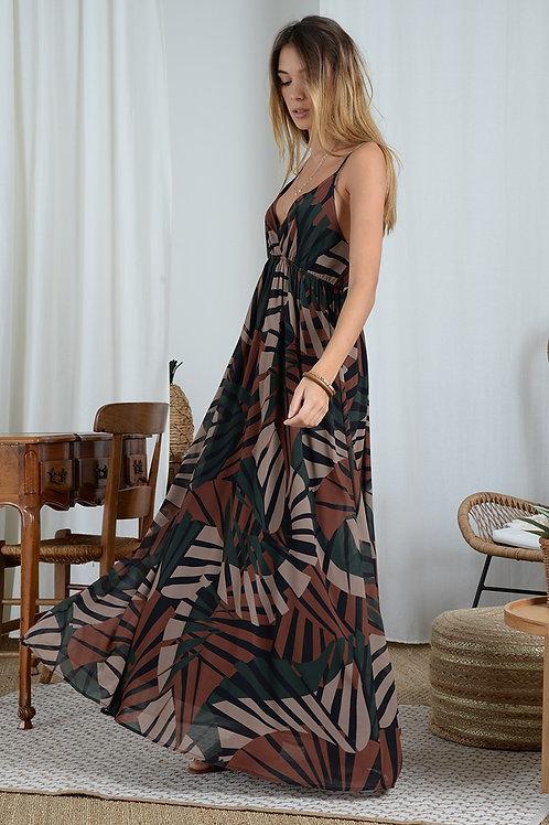 Molly Bracken Paradise Maxi Dress