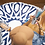 Thumbnail: AFOUS ROUND BEACH TOWEL