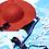 Thumbnail: MEKNES ROUND BEACH TOWEL