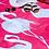 Thumbnail: Deco Flamingos Round Beach Towel - LIMITED EDITION -