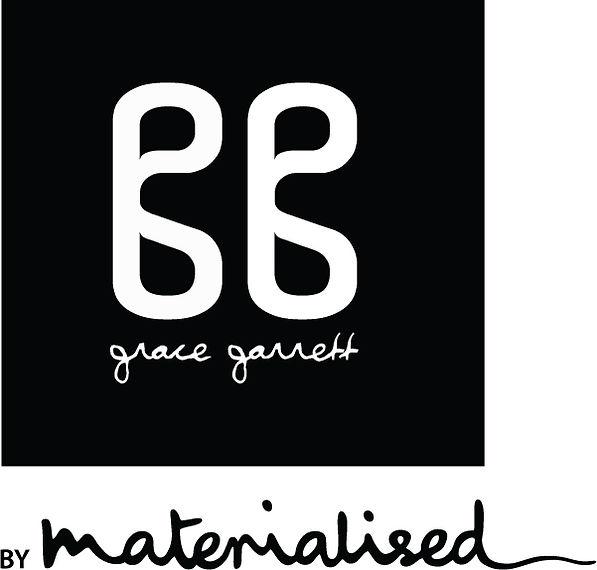 Grace Garrett by Materialised Logo_Black