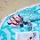 Thumbnail: BAHIA ROUND BEACH TOWEL