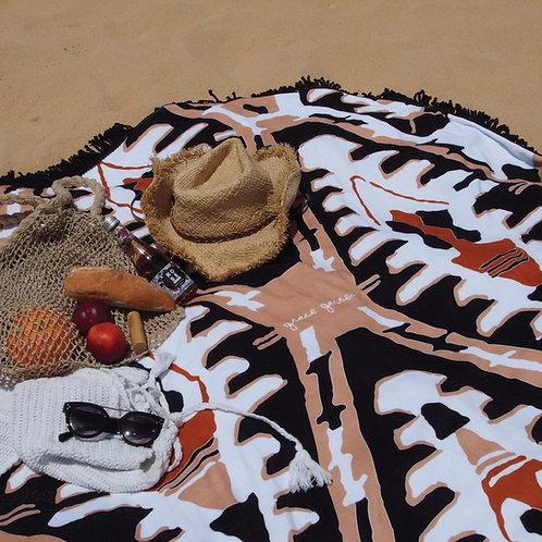 Boho Kilim Beach Towel - Summer 2018/19