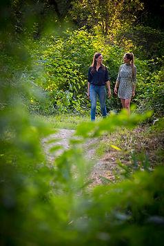 Loopbaancoaching in de natuur wandelcoaching