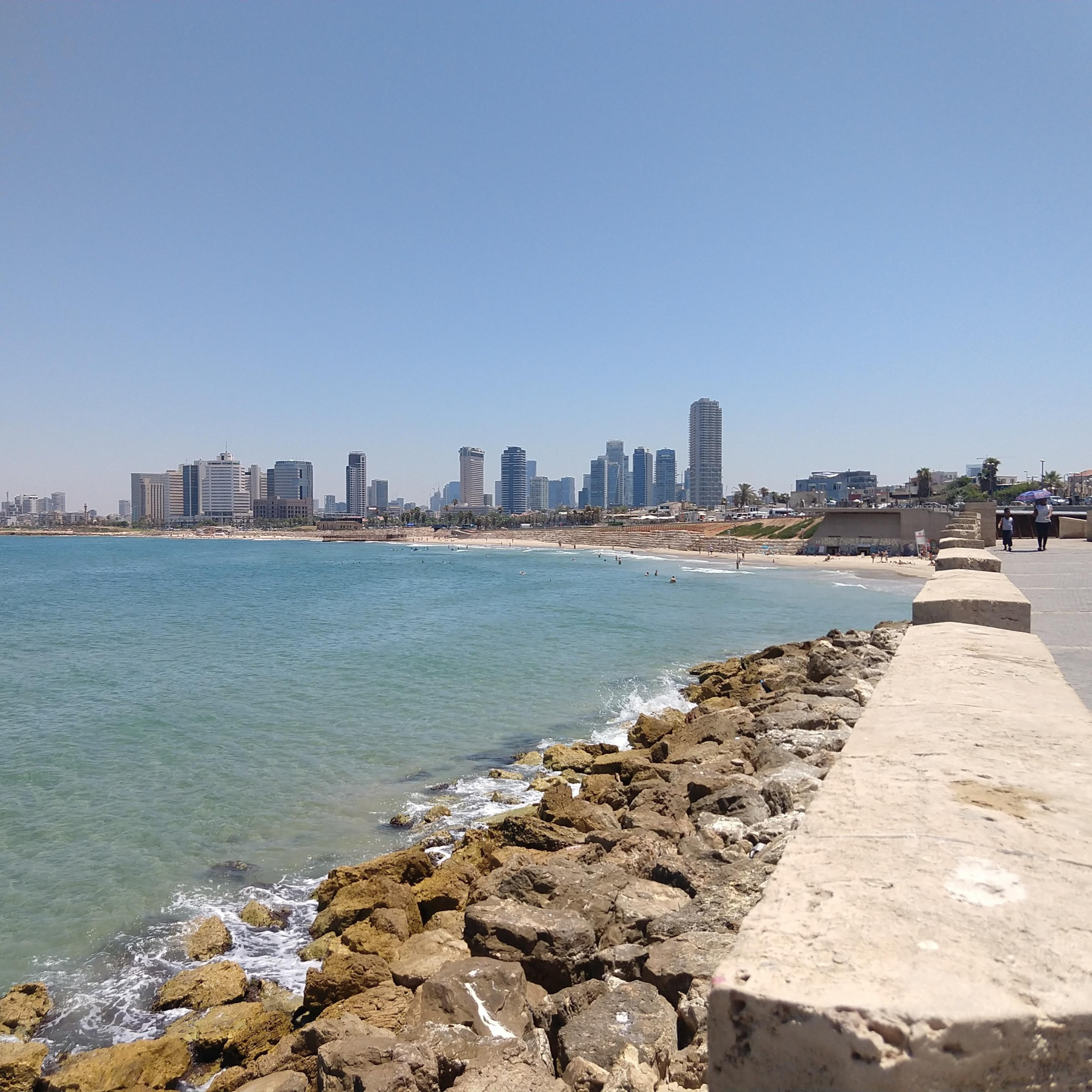 Virtual Tour: Tel Aviv-Jaffa
