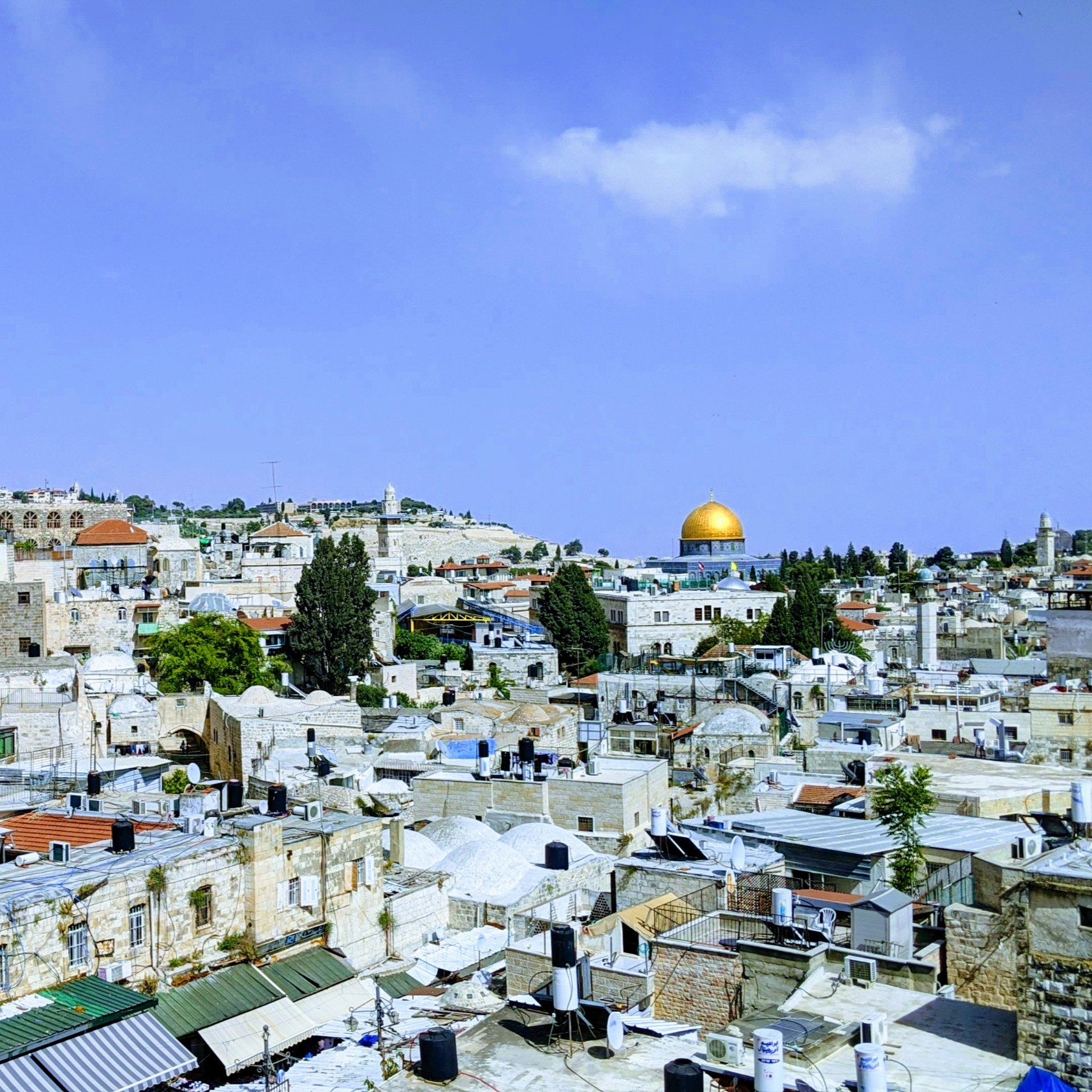 Virtual Tour: Jerusalem