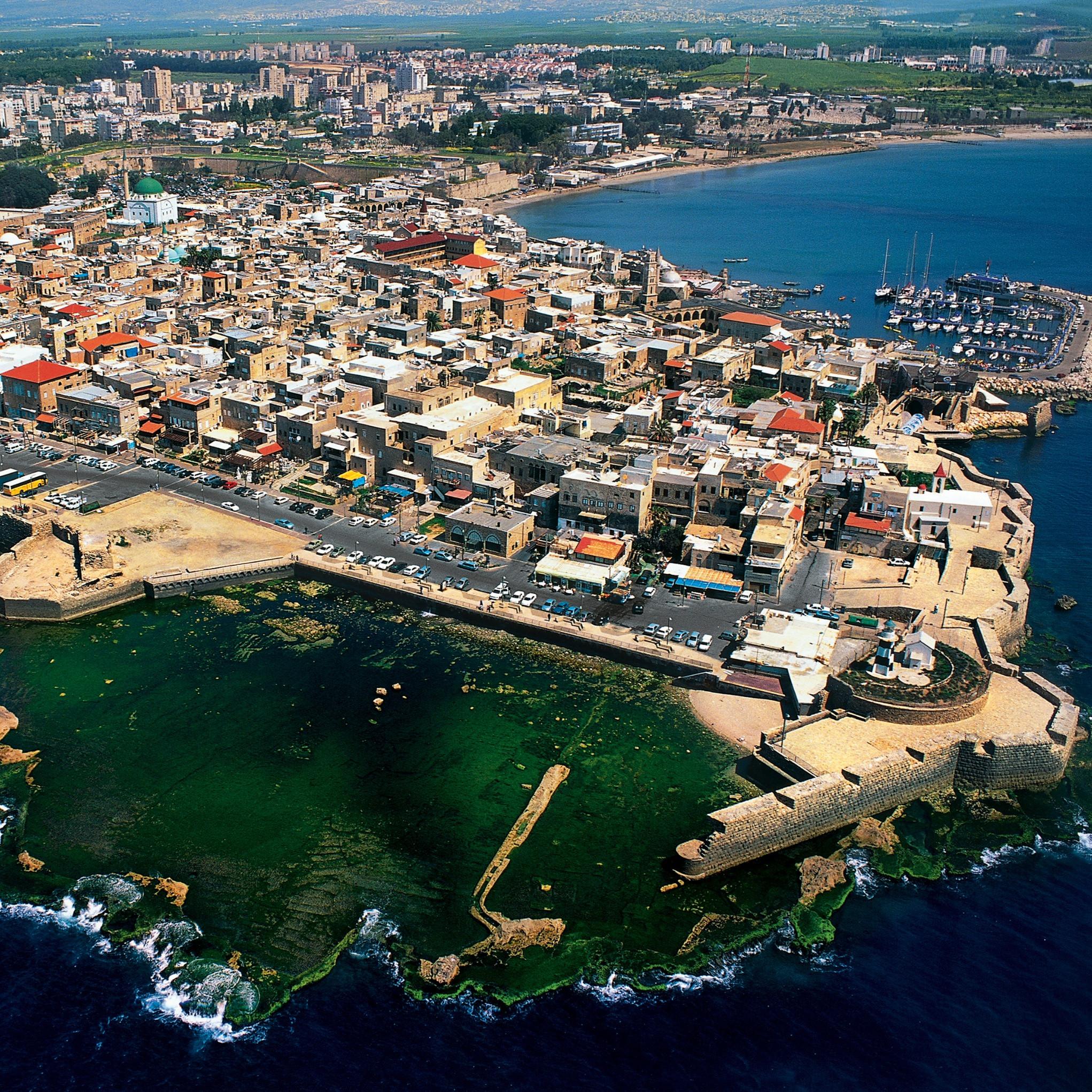 Virtual Tour: Safed, Haifa, & Acre