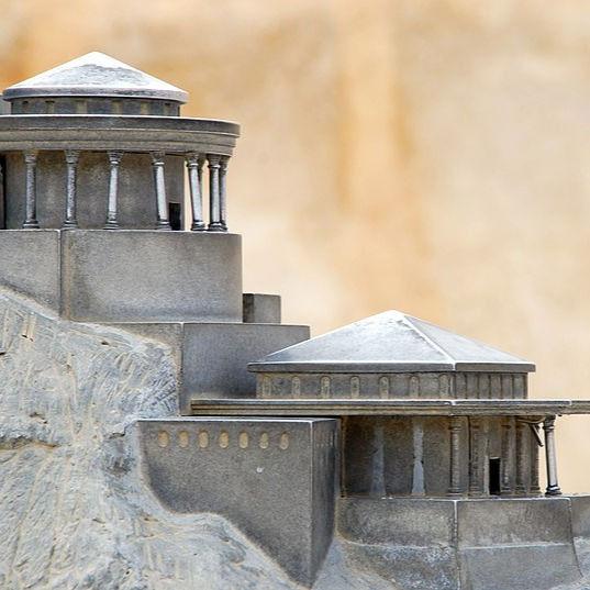Virtual Tour: Masada & Dead Sea Region