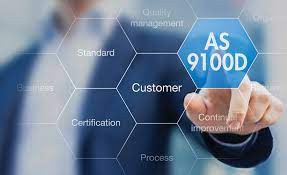 AS 9100 Aerospace Quality Management System