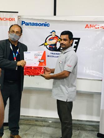 Certificates distribution