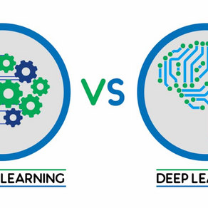 Machine Learning vs Deep Learning