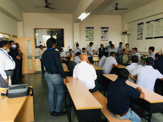 Practical Lab - Jyothy Institute