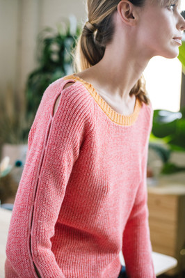 sweater SG17113 in watermelon