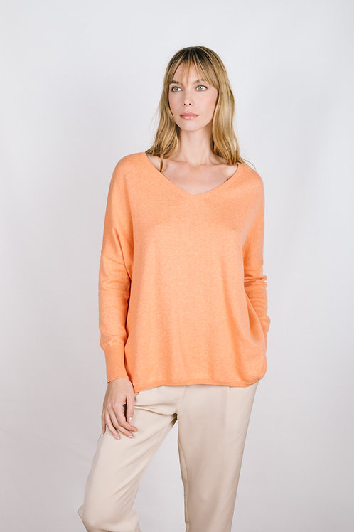 Boyfriend Sweater - Cotton