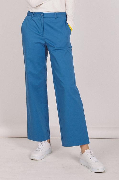 Cotton twill schoolboy pants