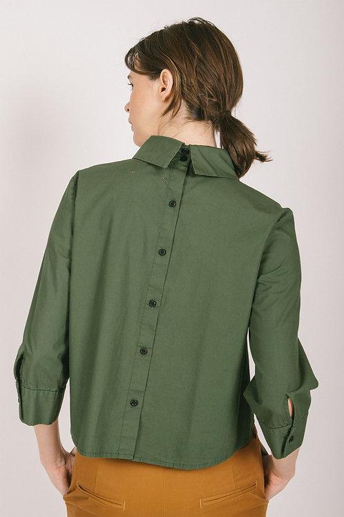 Reverse Shirt Top