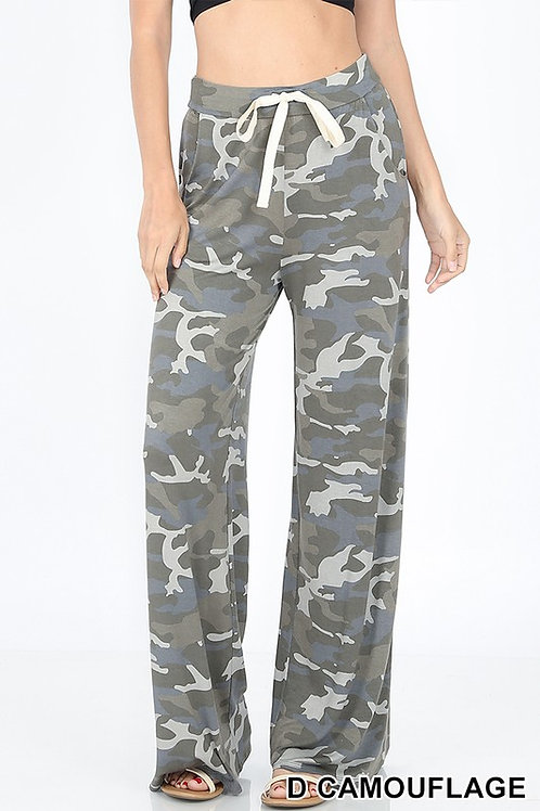 Camo Lounge Pant