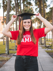 University of Tampa - Keely's Grad Photos!