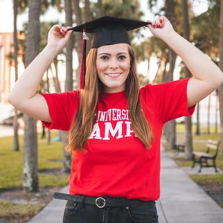 University of Tampa - Keely's Grad Photos!