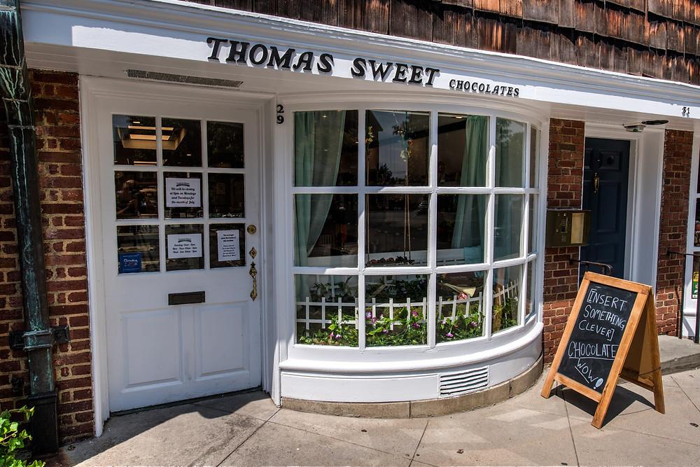 Image result for thomas sweet chocolates princeton
