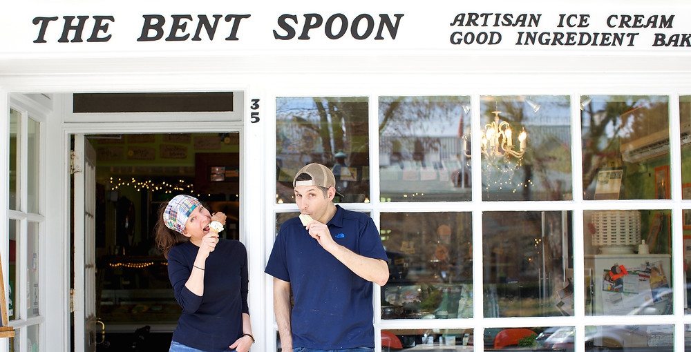 Image result for bent spoon princeton
