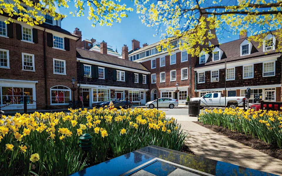 The Residences at Palmer Square | Luxury Homes downtown Princeton, NJ