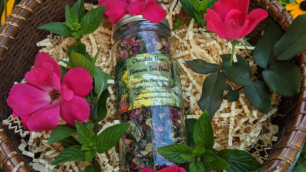 Chocolate Rose Blossom Tea Blend