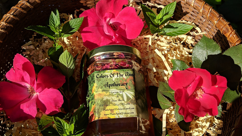 Unconditional Love Honey 9 oz