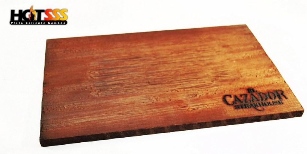 Platos de fierro vaciado con madera gamboa y deshebradoras de carne monster (9) (Copiar)