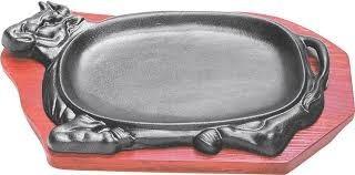 plancha-de-hierro-en-forma-de-vaca-medid