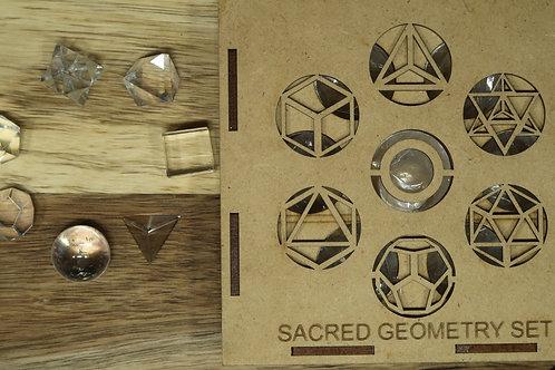Géométrie Sacrée - Ensemble de 7