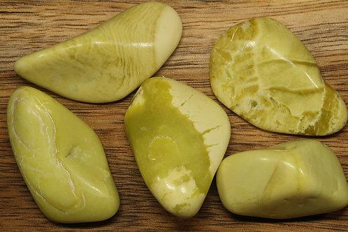 Serpentine olive