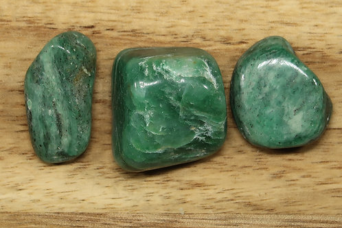 Fuschite (green mica)