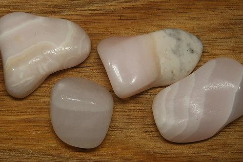 Pink calcite (manganocalcite)
