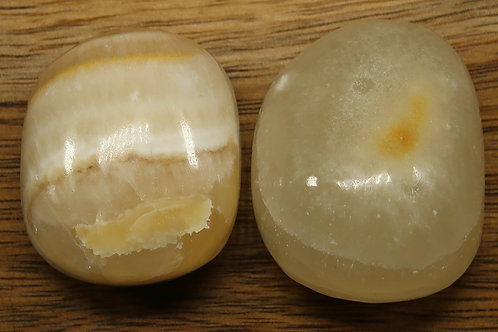 Yellow Aragonite