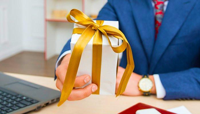 món quà tặng sếp