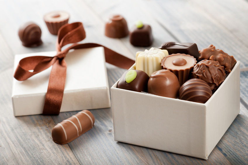chocolate, sô cô la - Quà Cưới Nên Tặng Gì?