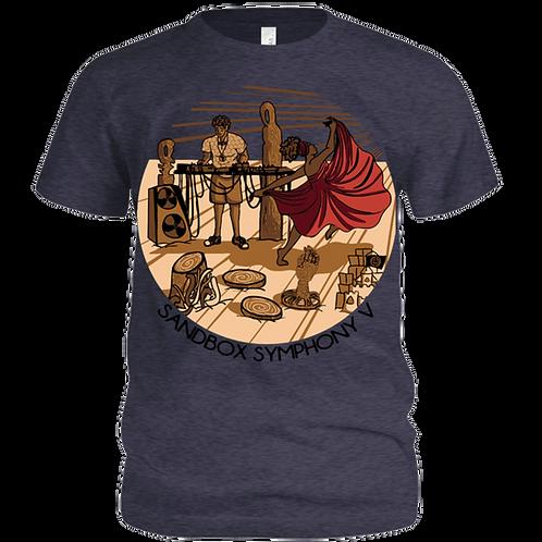 Sandbox Symphony V - T-Shirt