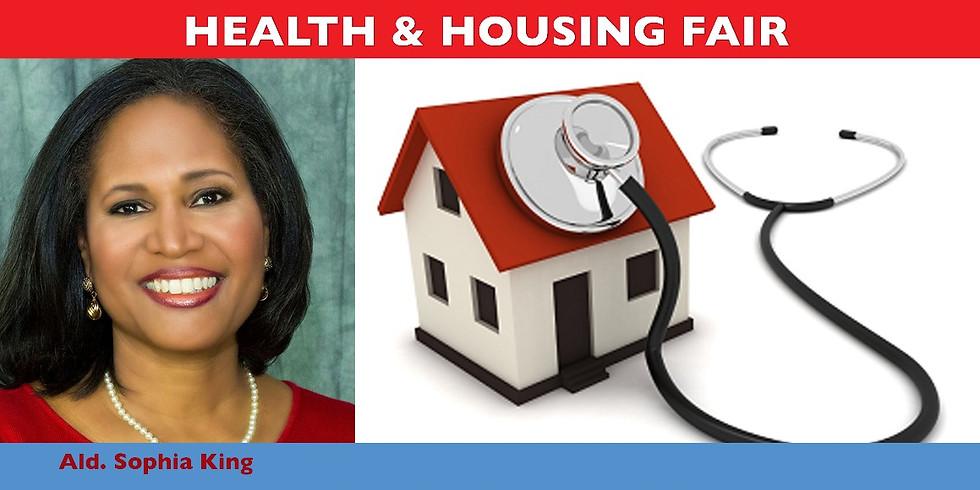 27th Annual 4th Ward Health & Wellness Fair