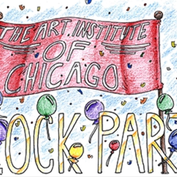 The Art Institute of Chicago Block Party